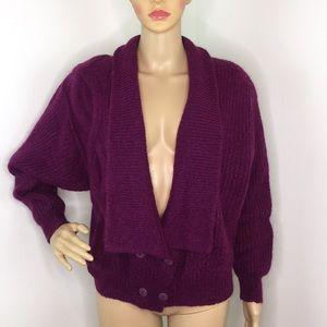 Vintage Plum Sweater